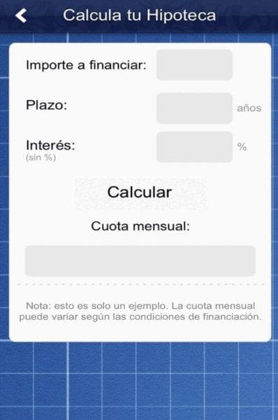 Calculadora hipoteca b