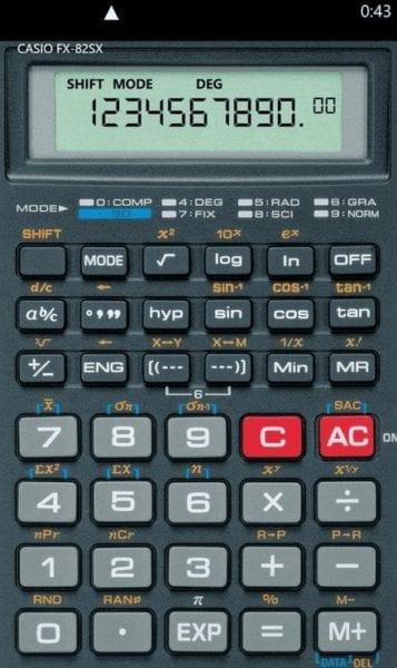 Calculadora Clásica
