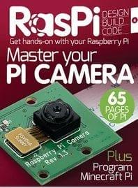 asPi magazine – Design, Build & Code with Raspberry Pi