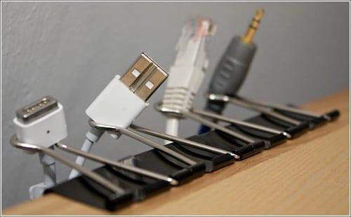Consejos para organizar los cables del PC b