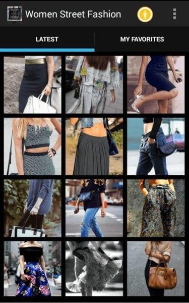 Calle Moda Mujeres 2015