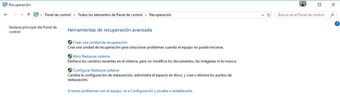 Cómo revisar el estado del equipo en Windows 10 b