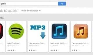 aplicaciones descargar musica gratis