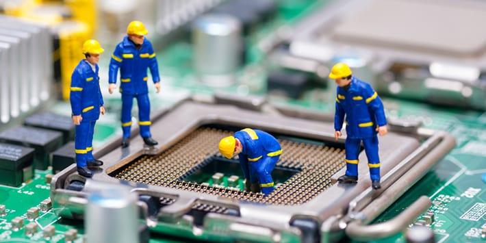 Limpieza del hardware para mejorar la velocidad del pc