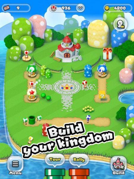 Descargar Super Mario Run iphone