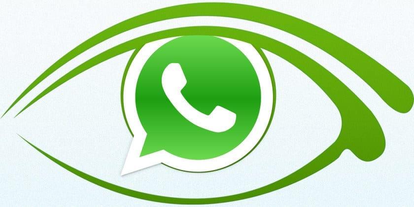 No aparecer en línea en WhatsApp