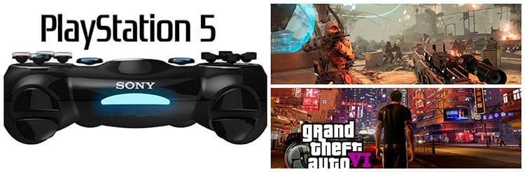 Juegos para la Playstation 5