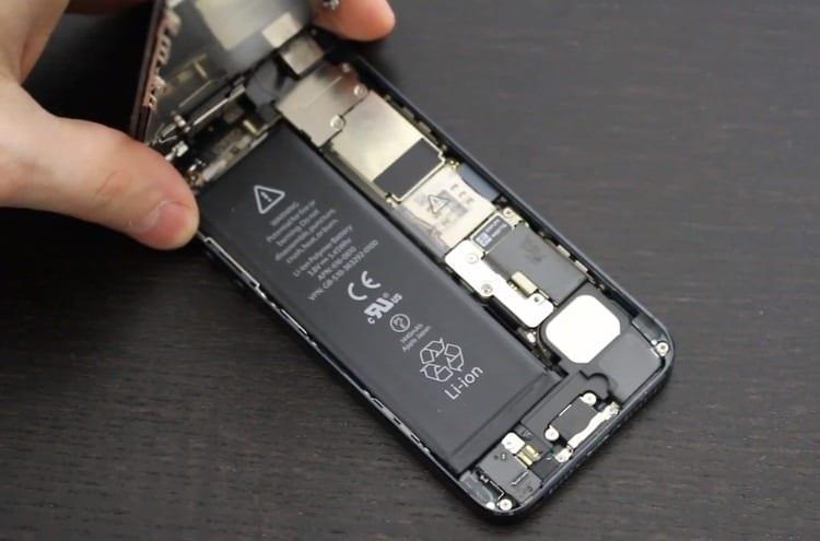 Nueva batería iPhone 5