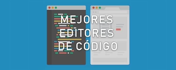 editores de codigo