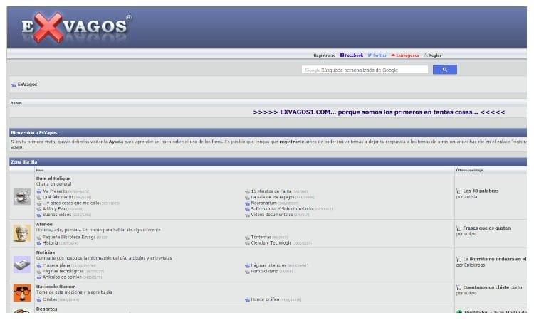 Cómo entrar en Exvagos saltándote el bloqueo del proveedor de Internet