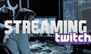 como hacer streaming en twitch