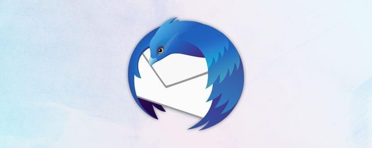 Gestor de correo electrónico Thunderbird