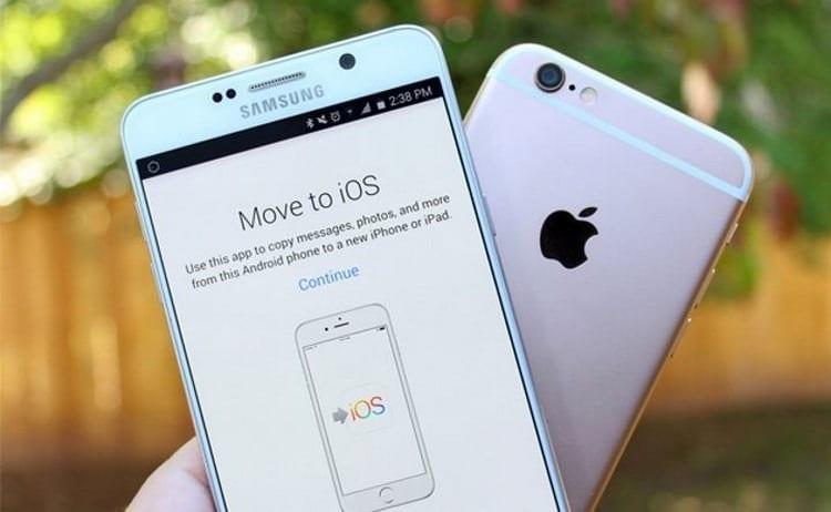 Cómo exportar contactos de Android a iPhone