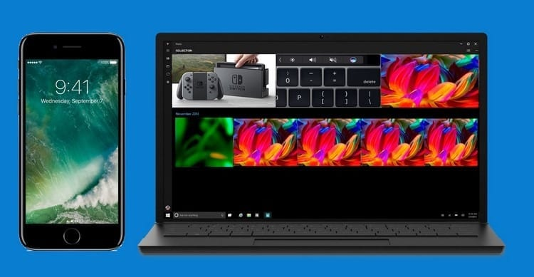 Exportar contactos iPhone con la agenda de Windows 10