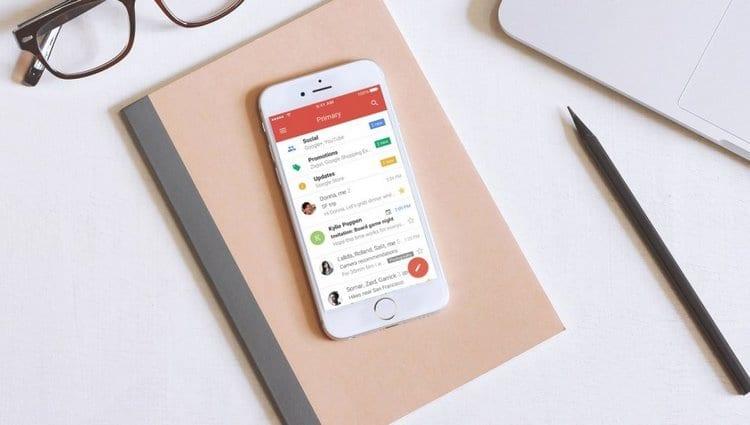Cómo exportar contactos del iPhone a Gmail