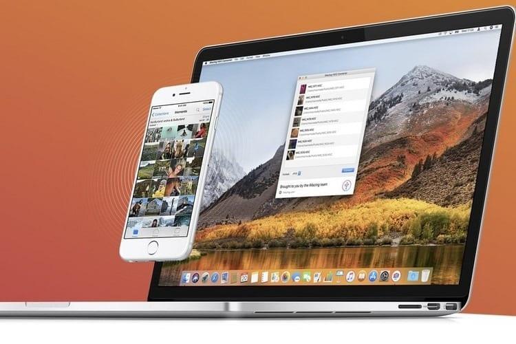 Exportar contactos iPhone a un archivo utilizando Mac con iMazing