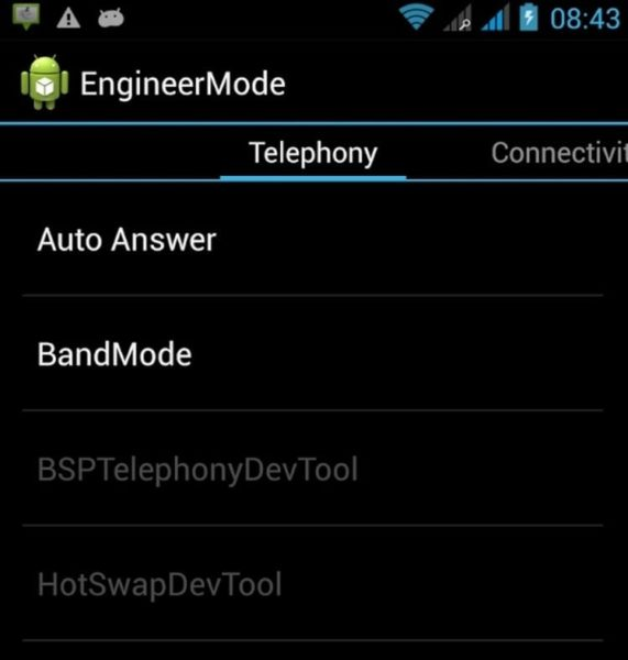 Acceder al Modo Ingeniero Samsung sin root y con una aplicación