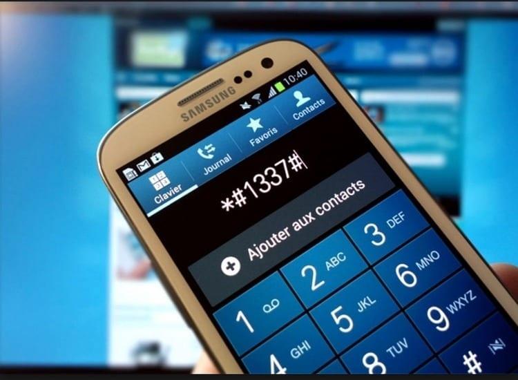 Acceder al Modo Ingeniero Samsung sin root