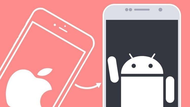 Tutorial para pasar los contactos de iPhone a Android y de Android a iPhone