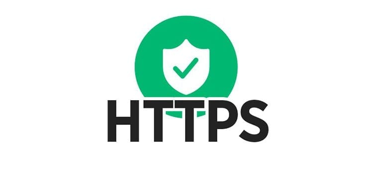 HTTPS web segura