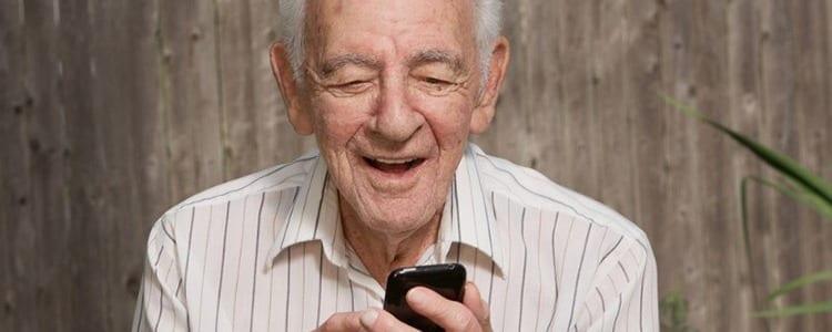 Configurar móvil para personas mayores