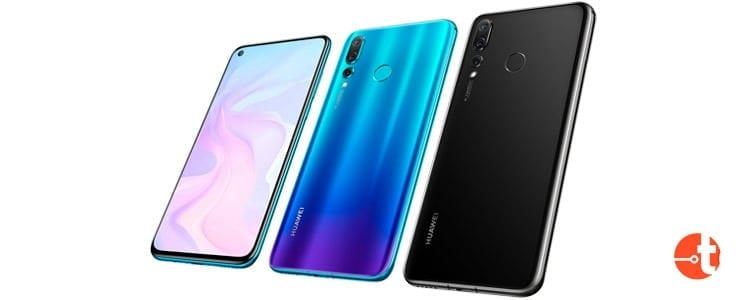 Huawei notch