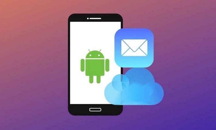 iniciar sesión iCloud Android