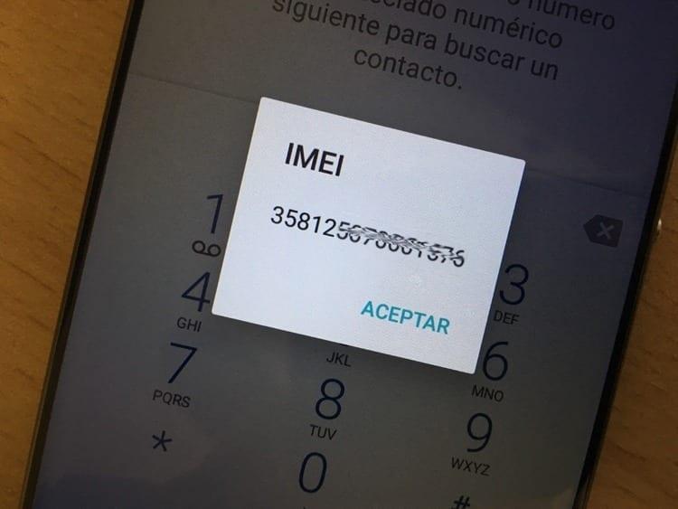 Bloquear celular por IMEI