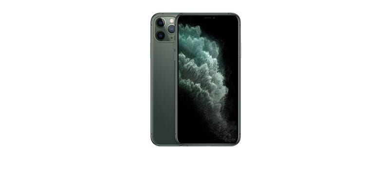 iPhone 11 pro uno de los mejores móviles compactos