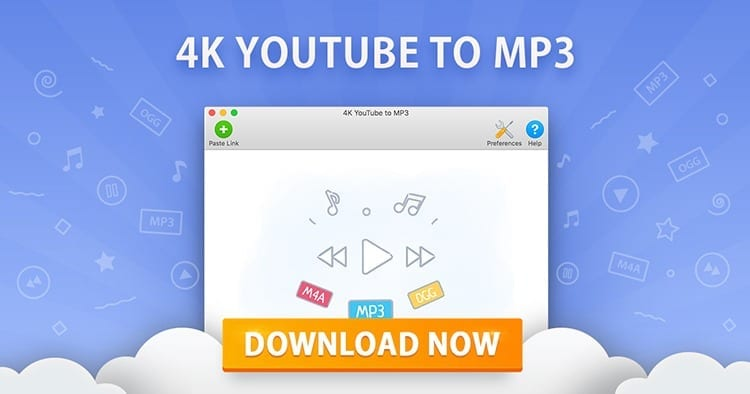 4K to MP3