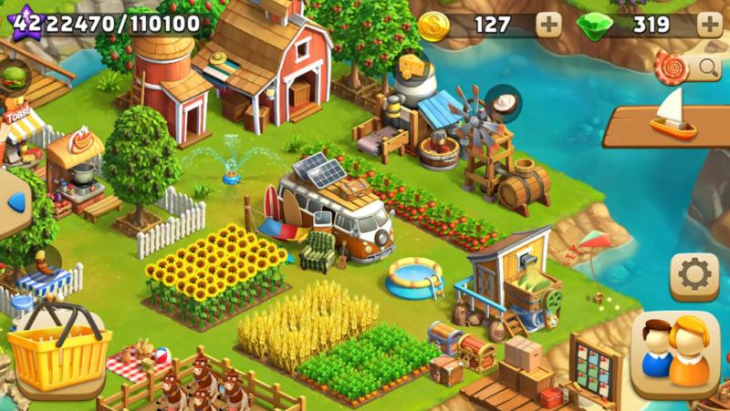 funky bay granjas y aventuras