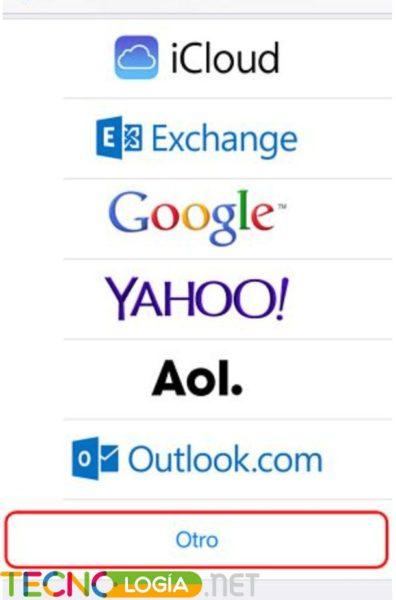 Cómo configurar el correo de ONO