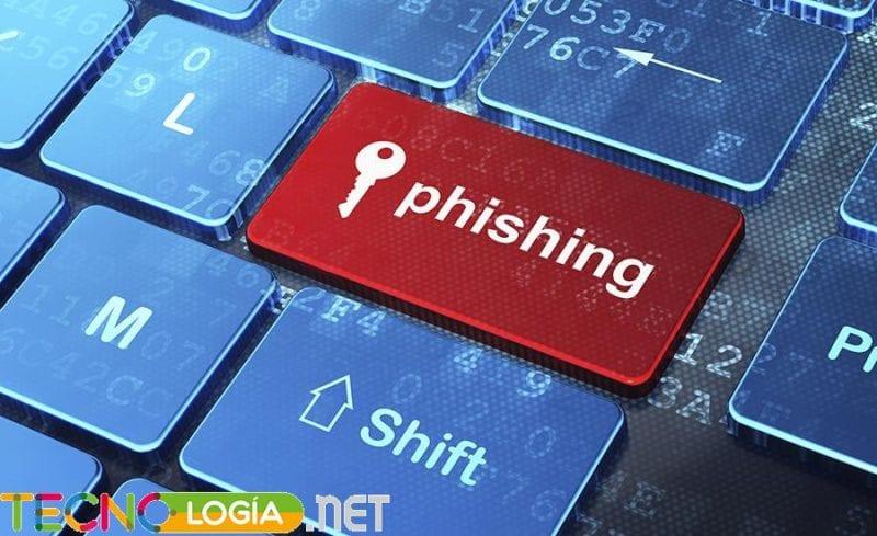 Correo phishing Microsoft