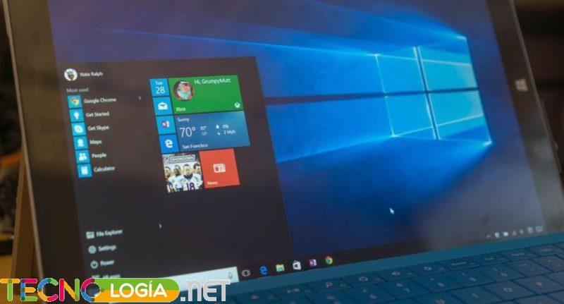 Identificar que versión de Windows 10 tenemos