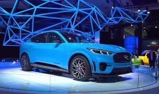 Los mejores avances tecnológicos que ofrece el Ford Mustang Mach E scaled