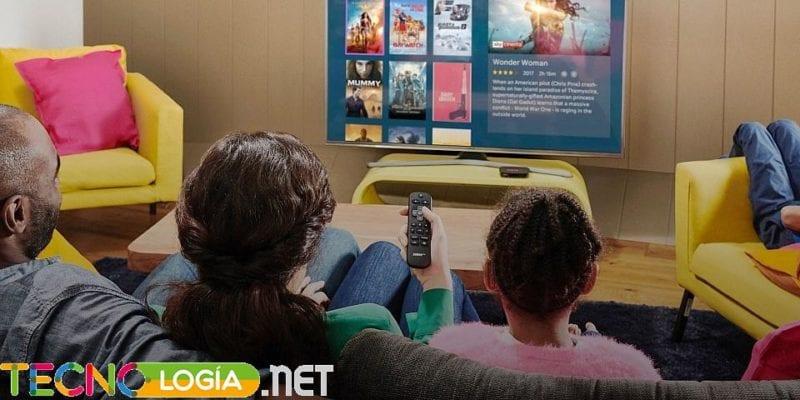 Google Chromecast televisor