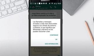 whatsapp seguro