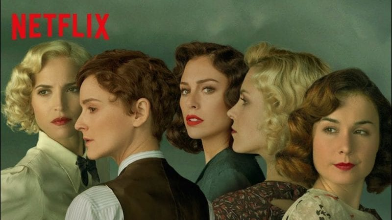 Las chicas del cable scaled